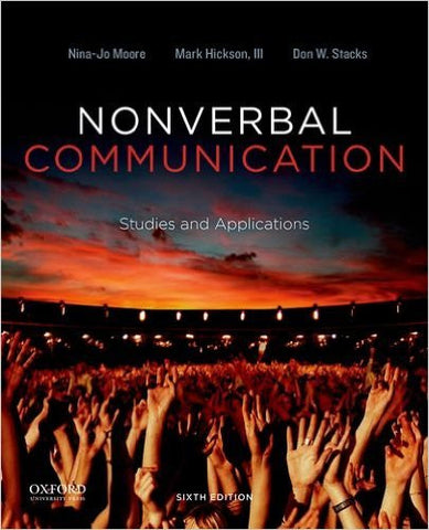 Nonverbal Communication: Studies and Applications 6th Edition