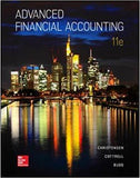 Advanced Financial Accounting 11th Edition