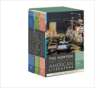 The Norton Anthology of American Literature (Eighth Edition) (Vol. Package 2: Volumes C, D, E) 8th Edition
