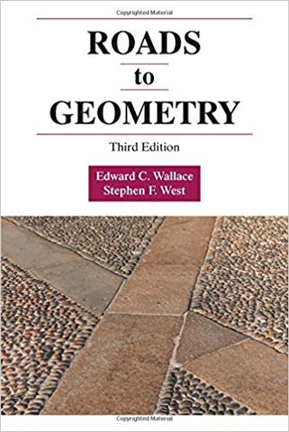 Roads to Geometry (3rd Edition)
