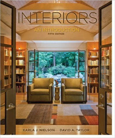Interiors, An Introduction 5th Edition