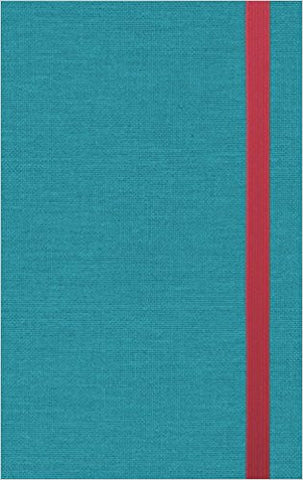 ESV Thinline Bible ( Cloth/ Board, Turquoise)