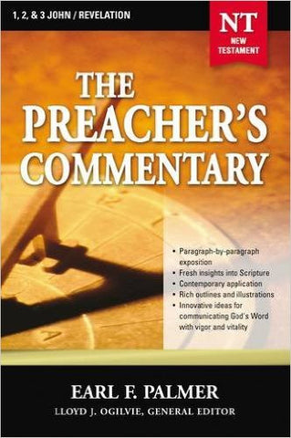1,2,3 John, Revelation: The Preacher's Commentary