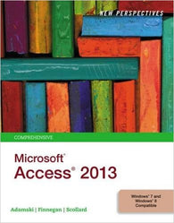 New Perspectives on Microsoft Access 2013