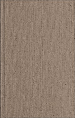 ESV Large Print Thinline Reference Bible (Cloth over Board, Tan)