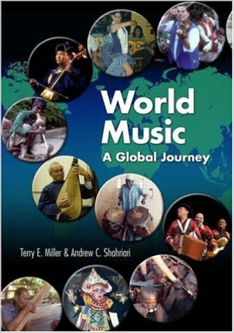 World Music: A Global Journey Pap/Cdr Edition
