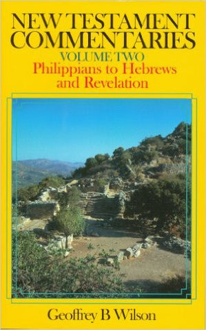 New Testament Commentaries, Volume 2 (Philippians to Hebrews and Revelation)