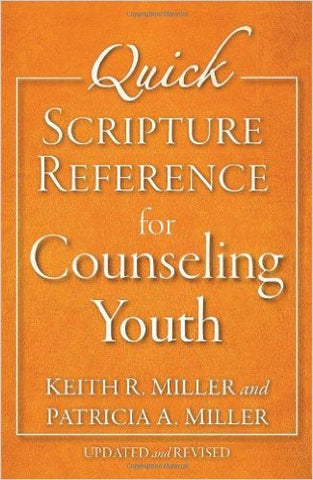 Quick Scripture Reference for Counseling Youth (Used)