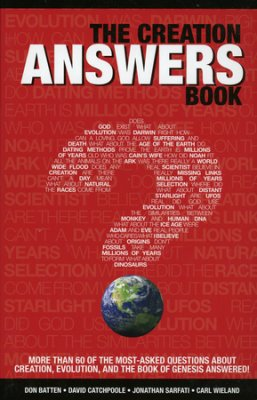 The Creation Answers Book (?)