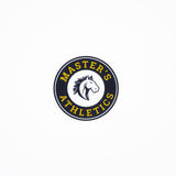 Round Master's Athletics Sticker