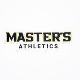 Master's Athletics Sticker