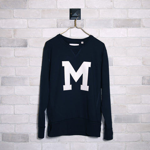 Master's M Crew Neck Sweater