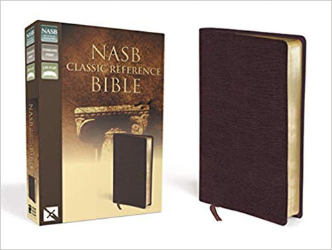 NASB Classic Reference Bible Updated