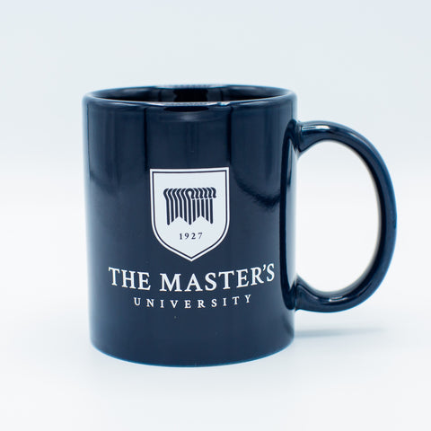 "Navy TMU Mug ""Shield"""