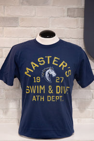 League Swim & Dive Tee
