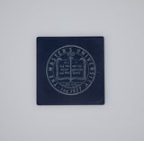TMU Seal Coaster (Navy)