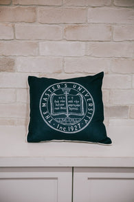 TMU Seal Pillow