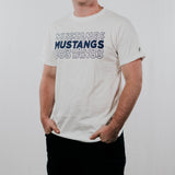 Retro Mustangs T-Shirt