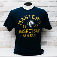 League Basketball Tee