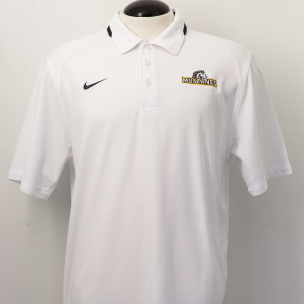 Mustang Athletics Nike Polo