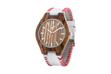 The Pastime (Wood Baseball Watch)