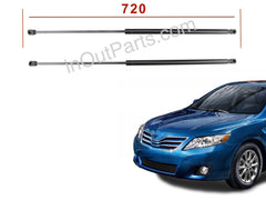 Front Hood Gas Lift Support Toyota CAMRY 2006 2007 2008 2009 ACV40 Shock Strut - Inout Parts