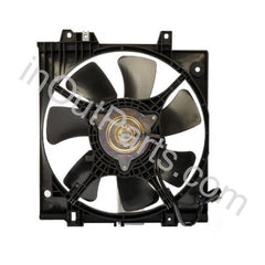 Radiator AC A/C Cooling Fan Assembly motor & shroud fits SUBARU FORESTER 1998 1999 2000 2001 2002 / IMPREZA GC# 1992 1993 1994 1995 1996 1997 1998 1999 2000