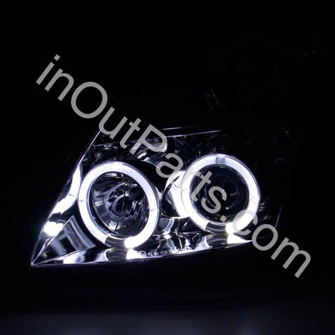 Headlights Tuning Set fits SUZUKI SWIFT 2004 2005 2006 2007 2008 2009 2010 Headlamp Left + Right Pair