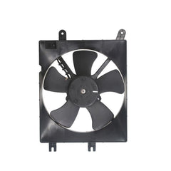 Radiator AC A/C Cooling Fan Assembly motor & shroud fits CHEVROLET LACETTI 2004 2005 2006 2007 2008 2009 2010 2011 2012 2013 / CHEVROLET TACUMA/REZZO 2002 2003 2004 2005 2006 2007 2008 / DAEWOO GENTRA / RAVON GENTRA