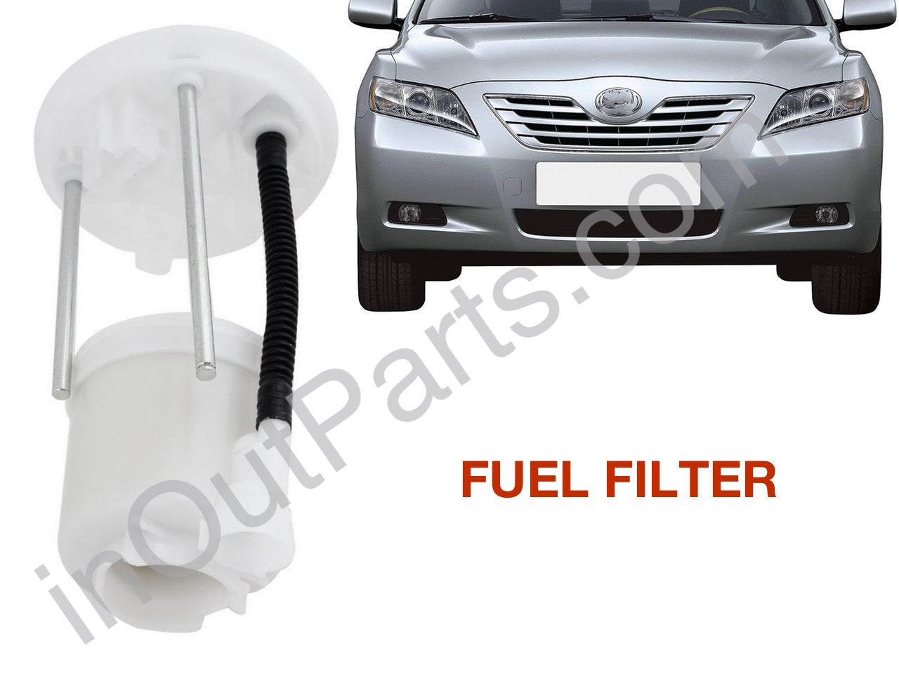 Toyota Fuel Filter 2007 Yaris Wiring Diagrams Camry 2azfe 2006 2008 2009 2010 2011 2012