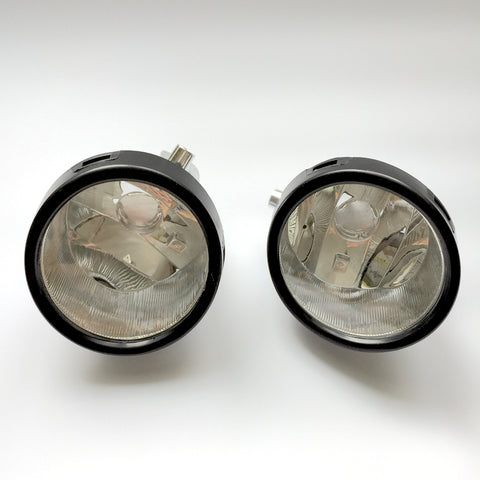 Fog Lights for Honda CR-V 2007 2008 2009 2010 - Clear Driving Lamps Pair Quality