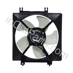 Radiator AC A/C Cooling Fan Assembly motor & shroud fits SUBARU FORESTER 2008 2009 2010 2011 2012 2013 / LEGACY / OUTBACK 2003 2004 2005 2006 2007 2008 2009 2010 2011 2012 2013 2014 2015 2016 /  IMPREZA / EXIGA / LEGACY / OUTBACK