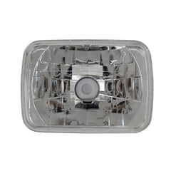 Universal type Headlight H4 7 inches fits TOYOTA Hiace/ Hilux Surf/ 4Runner/ Townace Noah/ Land Cruiser Prado 70/ Dyna CRYSTAL
