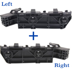 Bumper Retainer Support Bracket fits HONDA CRV - 2007 2008 2009 2010 2011 2012 Front Left & Right Pair - Inout Parts