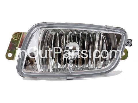 Fog Lights fits Mitsubishi PAJERO / MONTERO 1999 2000 2001 2002 2003 - NEW Clear Driving Lamps Pair Quality