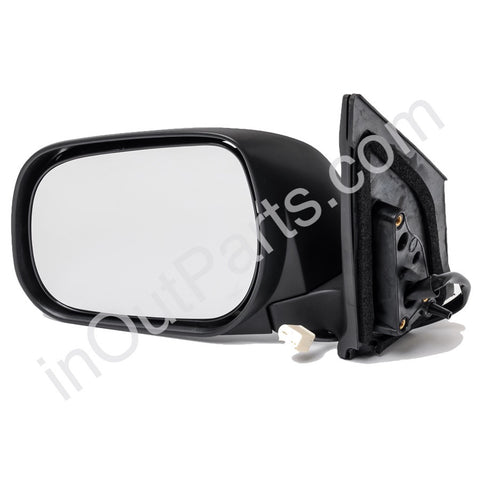 Mirror Left for TOYOTA RAV4 2005 2006 2007 2008 2009 2010 2011 2012 2013 Driver side Electical 5 contacts Fold