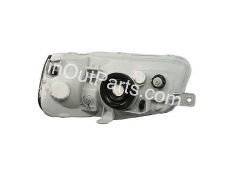 Headlight Left for HYUNDAI ACCENT 2000 2001 2002 2003 2004 2005 2006 Driver Side