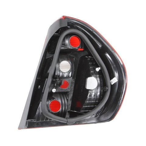 Tail Light Left fits RENAULT CLIO 1998 1999 2000 2001 2002 2003 2004 / SYMBOL 1998 - 2008 Rear Lamp - WHITE