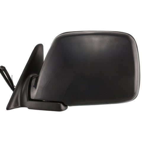 Mirror Left for TOYOTA LAND CRUISER 80 1990 1991 1992 1993 1994 1995 1996 1997 1998 Electric, 3 Contacts, Black for LHD