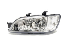 Headlight Left for Mitsubishi Lancer 2000 2001 2002 2003 Driver Side for 1 bulb