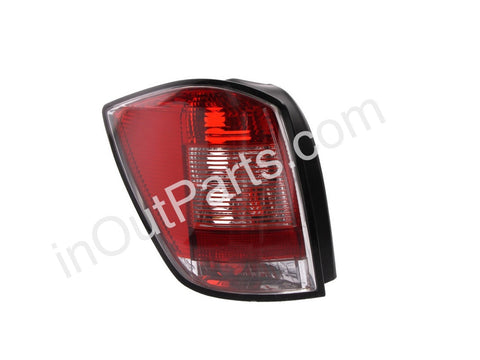 Tail Light Left for Opel Astra Wagon - 2007 2008 2009 2010 Rear Lamp
