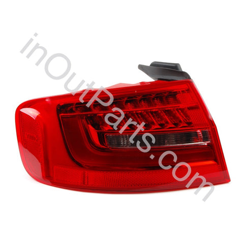 Tail light Left for Audi A4 2011 2012 2013 2014 2015 Rear Lamp Left LED