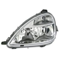 Front Clear Headlights fits Mercedes W168 A-Class 2002 2003 2004 H7/H4 Left Side - Inout Parts