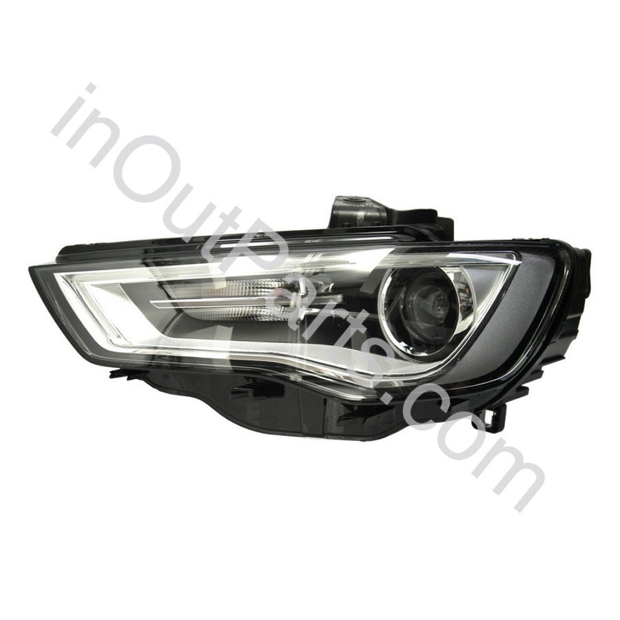Headlight Left For Audi A4 2011 2012 2013 2014 2015 Driver Side