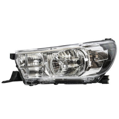 Headlight Left fits TOYOTA HILUX REVO 2015 2016 2017 Headlamp Left