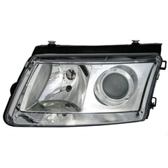 Headlights for Volkswagen PASSAT B5 1997 1998 1999 2000 Left Driver Side - Clear 3B0941017H