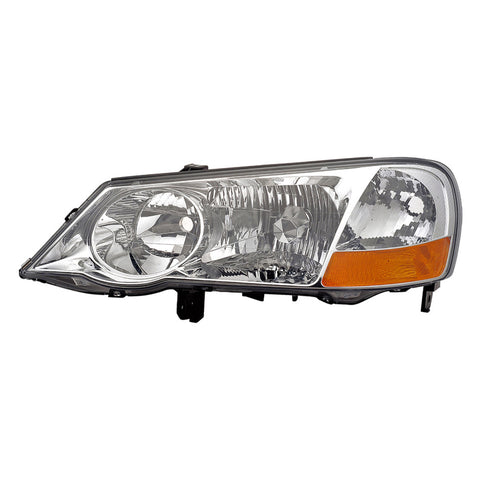 Headlights for HONDA INSPIRE / SABER 2001 2002 2003 Left Driver Side
