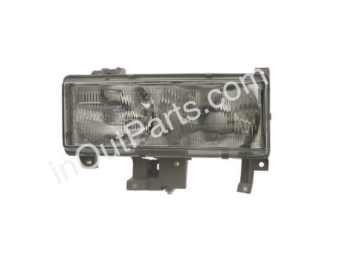 Headlight Left for MITSUBISHI CANTER 1994 1995 1996 1997 1998 1999 2000 2001 2002 2003 Driver Side