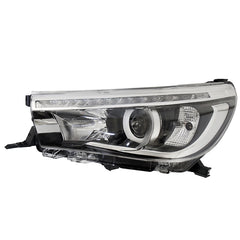 Headlight Left fits TOYOTA HILUX REVO 2015 2016 2017 Headlamp Left LED