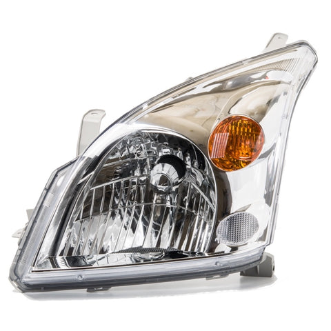 Headlight Left for Toyota Land Cruiser PRADO 120 2002 2003 2004 2005 2006 2007 2008 2009 Driver Side